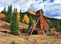 Colorado Scenery-Mines