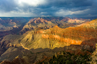 Grand Canyon - Storm