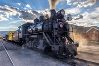 Steam Traain - Ely NV